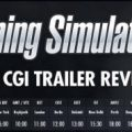 Farming Simulator 19 Full CGI E3 Live Trailer / FS19 object