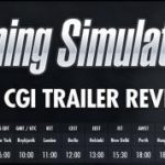 Farming Simulator 19 Full CGI E3 Live Trailer / FS19 cutters