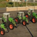 FENDT WEIGHT PACK V1.0 / FS19 Implements and Tools