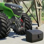 SCHROCK NG1100KG V1.0.0.0 / FS19 Implements and Tools