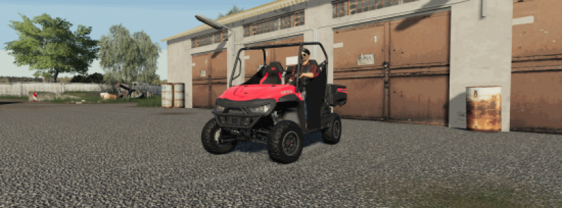 Mahindra Retriever 1000 / FS19 cars