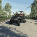 Mahindra Retriever 1000 Limited Edition / FS19 cars