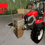 SUER 800M V1.0 / FS19 Implements and Tools