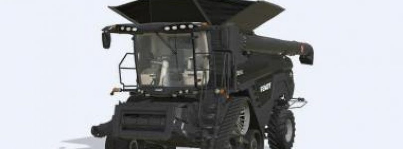 AGCO IDEAL 9 V1.0 / FS19 combines