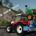 RABE MKE 300 V1.0.0.0 / FS19 Implements and Tools