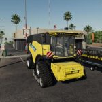 NEW HOLLAND CR1090 V1.0 / FS19 combines