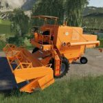 BIZON Z056 SUPER ORANGE V1.1 / FS19 combines