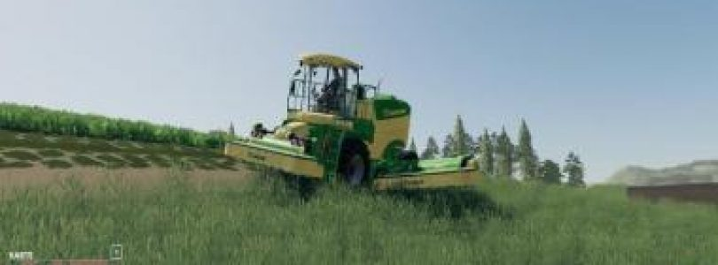 BIG M 450 RS V1.0 / FS19 combines