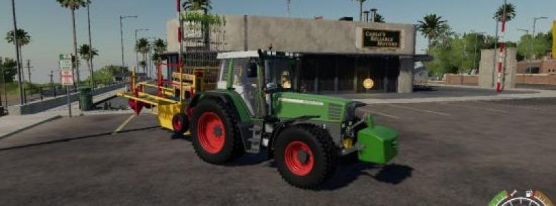 FS19 BIG BAGS AND TANKS V1.0 / FS19 Implements and Tools