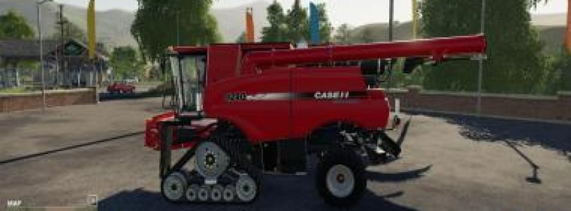 CASEIH AXIAL-FLOW 9240 SERIES V1.0.0.0 / FS19 combines