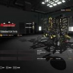 TERMINATOR TH 18 (BLACK EDITION) V1.0 / FS19 Implements and Tools