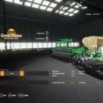 GREATPLAINS YP2425A BY CUSTOM MODDING / FS19 Implements and Tools
