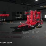 JOKER12RT PLOW V1.0 / FS19 Implements and Tools