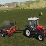 URSUS Z586 V1.0.0.0 / FS19 Implements and Tools
