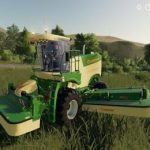 FS19 BIGM450 BY STEVIE / FS19 combines