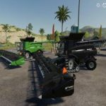 CASE AXIALFLOW 9240 SET FARBWAHL V1.0 / FS19 combines