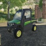 JOHN DEERE XUV865_M EDIT BY LIFELINER / FS19 cars