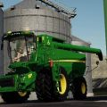 JOHN DEERE S700 USA SERIES FINAL V3.0 / FS19 combines