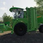 BIGM450 FIX2 BY STEVIE / FS19 cutters