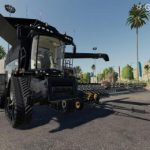 IDEAL COMBINE AND CUTTER PACK V2.0 / FS19 combines