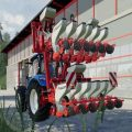 KUHN PLANTER 3R 12 ROWS V1.0.0.0 / FS19 Implements and Tools