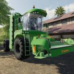 KRONE BIGM450 FIX2 BY STEVIE / FS19 combines