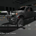 FORD F350 CREW CAB BETA / FS19 cars