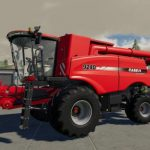 Case IH 9240 Axial Flow V 1.0.0.1 / FS19 combines