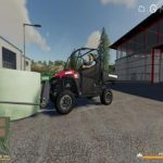 MAHINDRA RETRIEVER UTILITY MODEL V1.0 / FS19 cars