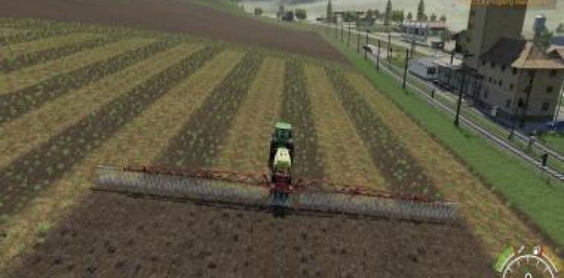 Farming Simulator 2019 American map