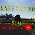 CRAZYCUTTER CAPELLO DIAMANT HS8 V1.0.0.0 / FS19 cutters