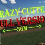 CRAZY CUTTER POWERFLOW FULLVERSION V2.0 / FS19 cutters