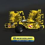 NEW HOLLAND SFI 900 10M POPLAR V1.0 / FS19 cutters
