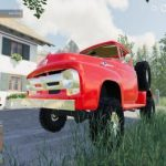 1956 FORD F100 V1.0 / FS19 cars