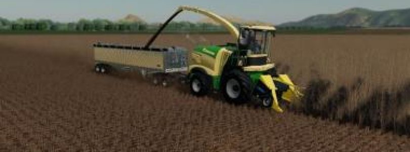 NEW HOLLAND FB130 V1.0 / FS19 cutters