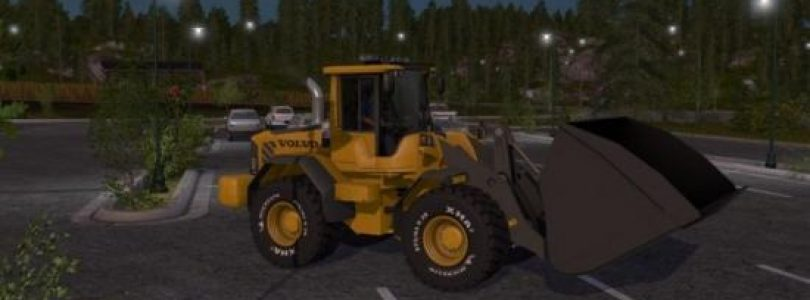 Volvo F Edit Lantmanenfs / FS19 Excavators and forklifts
