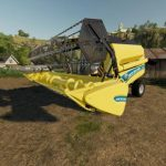 New Holland Varifeed 18 / FS19 cutters