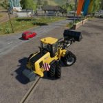 ALL WHEEL DRIVE MODES – JCB FRONTLOADER FIXED V1.0 / FS19 Excavators and forklifts