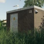 Electricity Houses / FS19 building