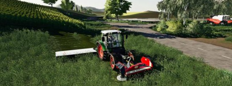 MOWER PACK V1.0.0.0 / FS19 Implements and Tools