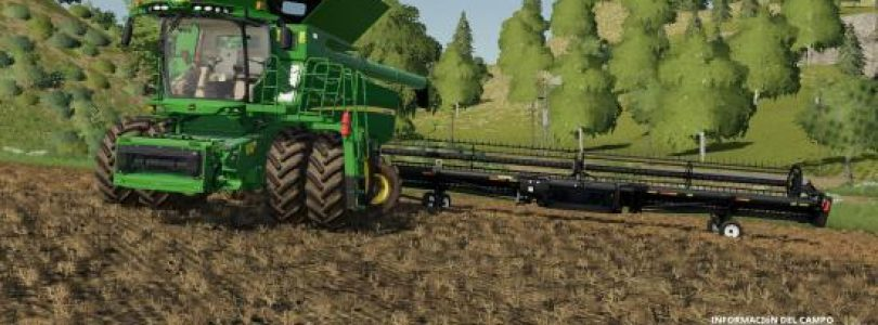 MACDON FD75 BETA / FS19 cutters