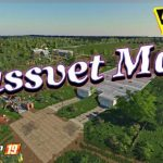RASSVET MAP V2.6.0.0 / FS19 map to download
