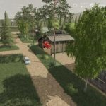 RUSTIC ACRES (SEASONS READY) V1A / FS19 map to download