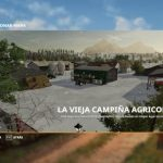 THE OLD FARM COUNTRYSIDE V2.0.0.0 / FS19 map to download