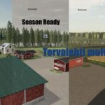 TERVALEHTI MULTIFRUIT V1.0.1.2 / FS19 map to download