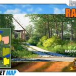 RASSVET MAP V2.6.1.0 / FS19 map to download