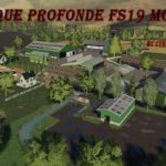 BELGIQUE PROFONDE SEASON READY V2.0.0.2 / FS19 map to download