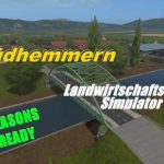 SUDHEMMERN BUGFIX V4.1.0 / FS19 map to download