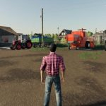 FS19 TEREBOVLYA V1.0 / FS19 map to download