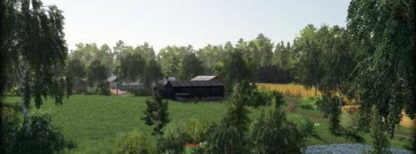 WIE?NIAKOWO MINI / FS19 map